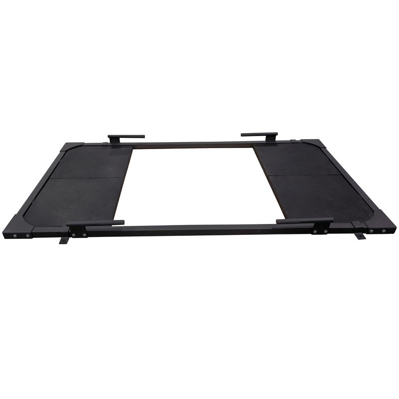 Deadlift Frame w/ 4 Rubber Tiles