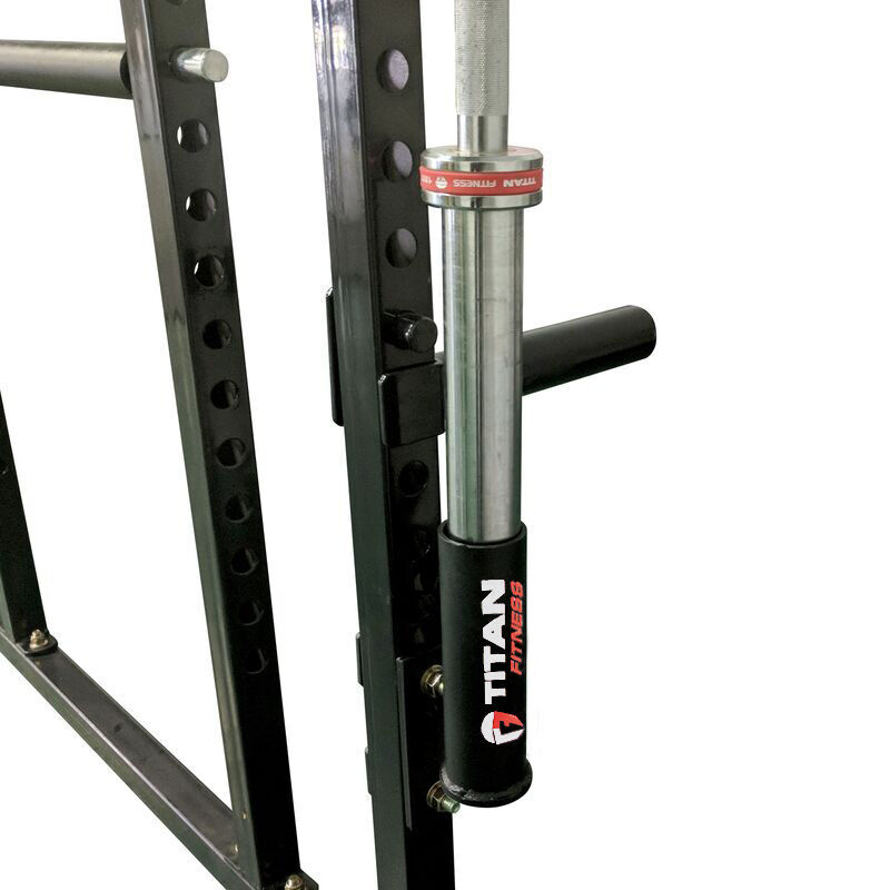 Vertical Mount Barbell Holders For T-2 Series Power Rack - Pair