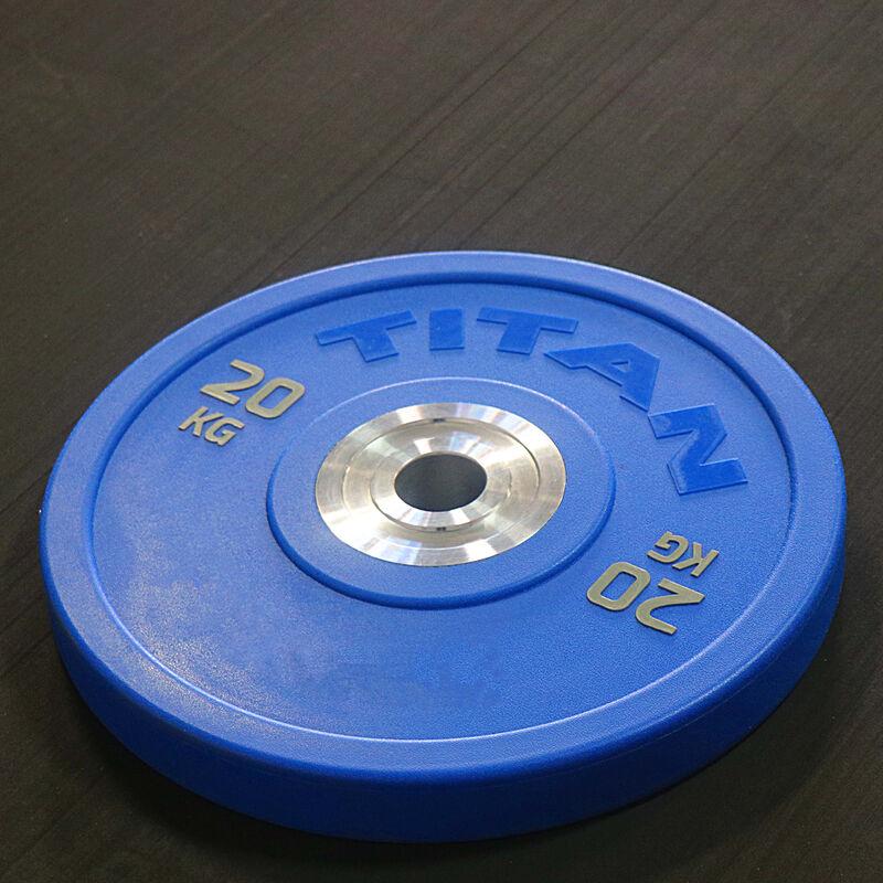 20 KG Single Color Urethane Bumper Plate
