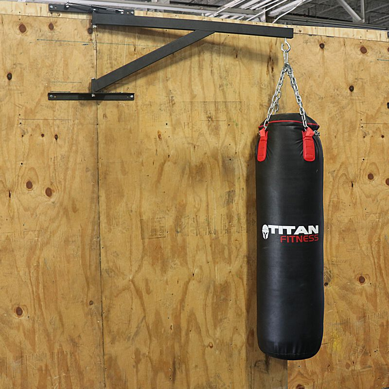 Wall Mounted Heavy Bag Boxing Mount