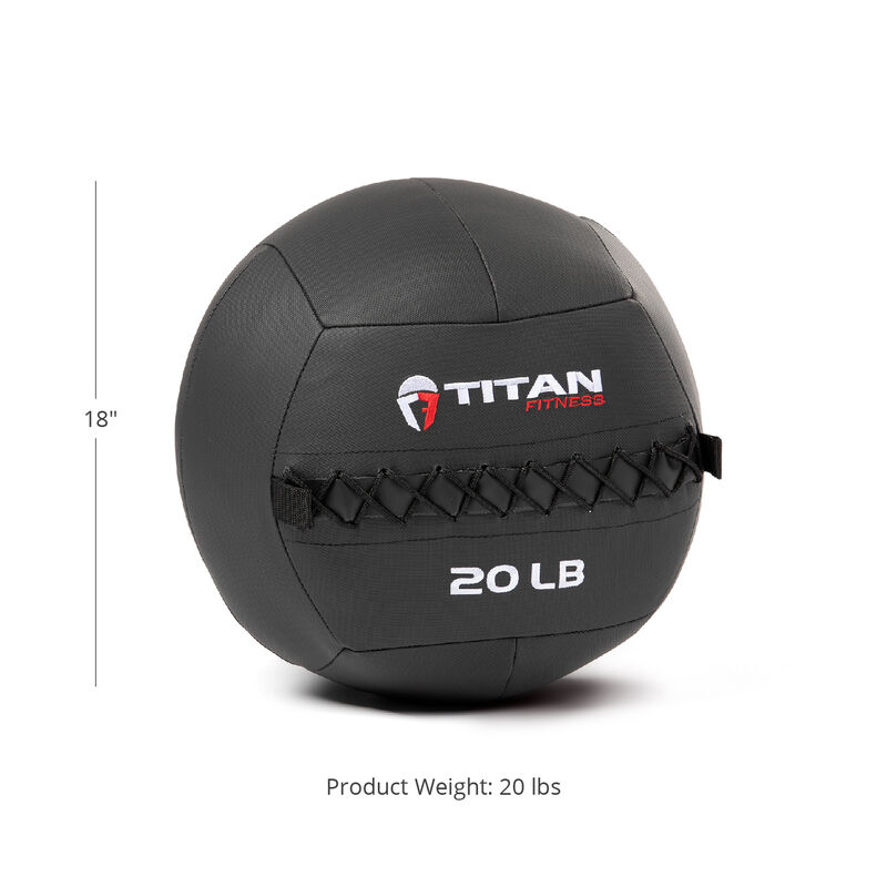Blemished 20 LB Composite Wall Ball