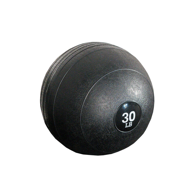 30 LB Rubber Slam Ball