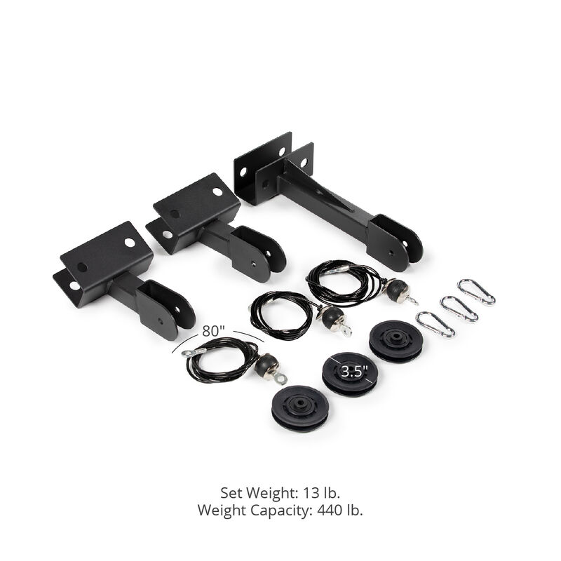 T-3 Series Complete Pulley Package