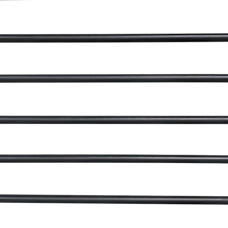 Set of 6 Double Stall Bars