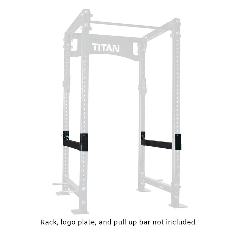 TITAN Series 36-in Flip Down Safety Bars