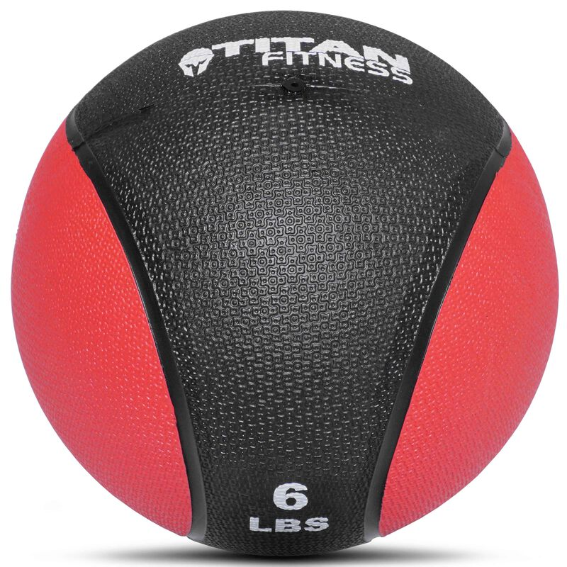 6lb Rubber Medicine Ball