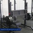 Lever Arm Leg Press Attachment