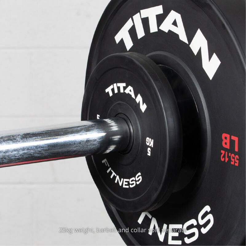 25 KG Set Black Change Plates