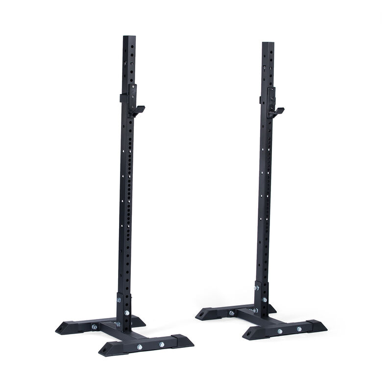 T-3 Series Independent Squat Stand With Pull-Up Bar