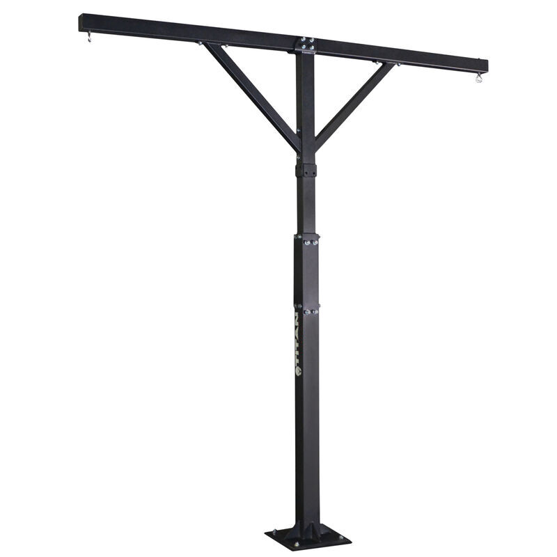 Dual Station Heavy Bag Boxing Stand