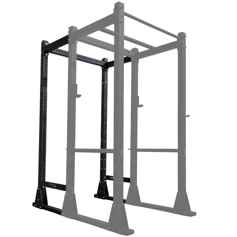 "24"" Extension Kit for X-3 Tall Flat Foot Power Rack"