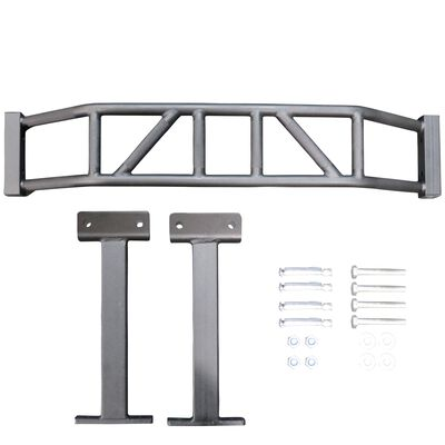 Ceiling Mounted Multi-Grip Pull Up Bar