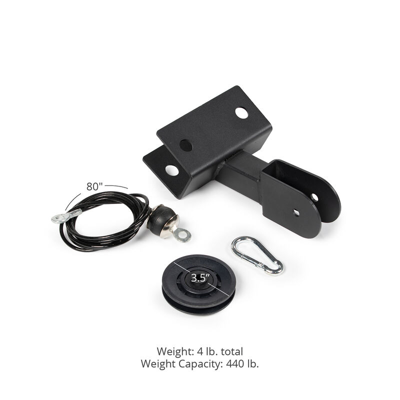 T-3 Series Low Pulley Add-On