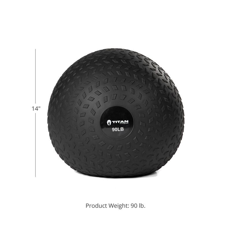 90 LB Rubber Tread Slam Ball