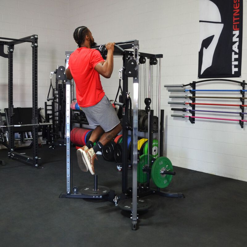 Plate Loaded Functional Trainer