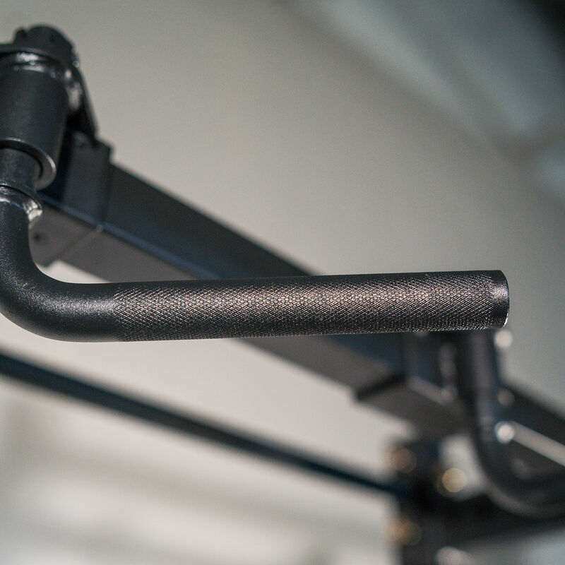 Adjustable Handle Pull Up Bar – Rack Mounted