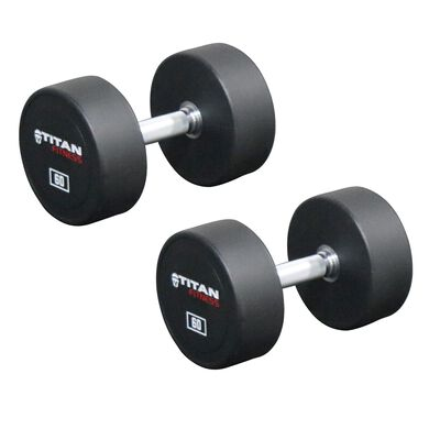 Urethane Dumbbells | 60 LB | Pair