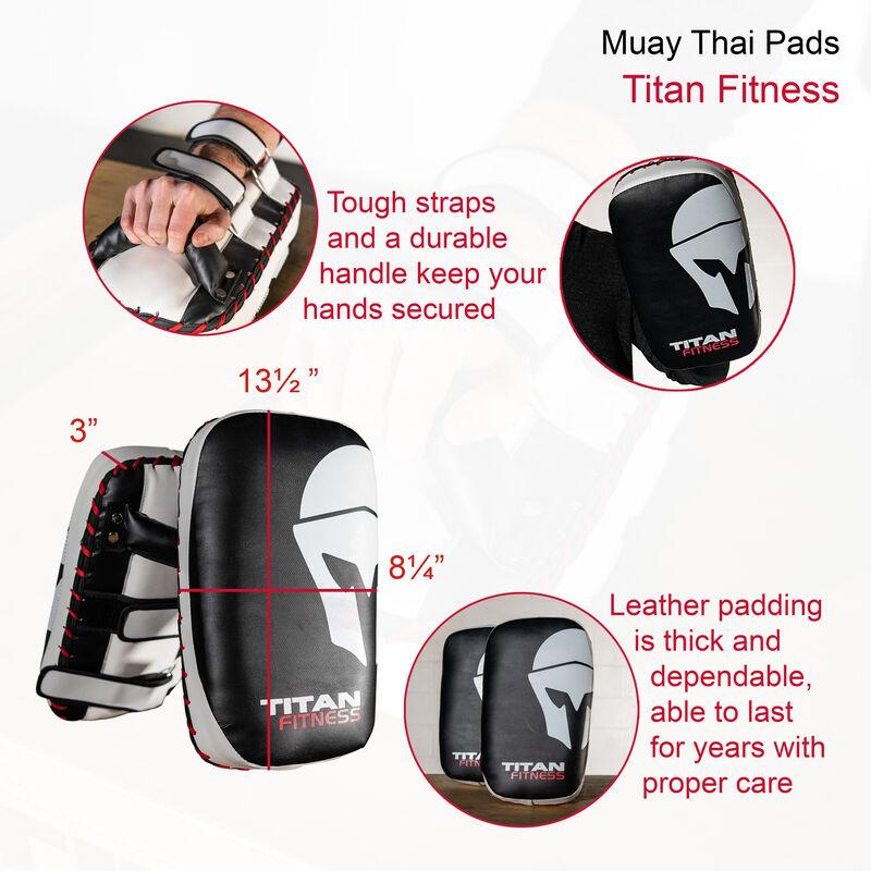 Muay Thai Pads | Pair