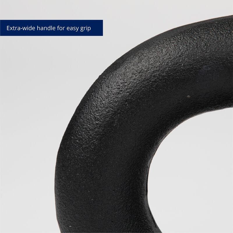 100 LB Cast Iron Kettlebell