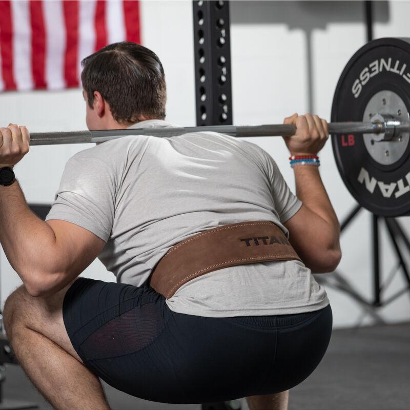 MAXXUM Large Weightlifting Belt