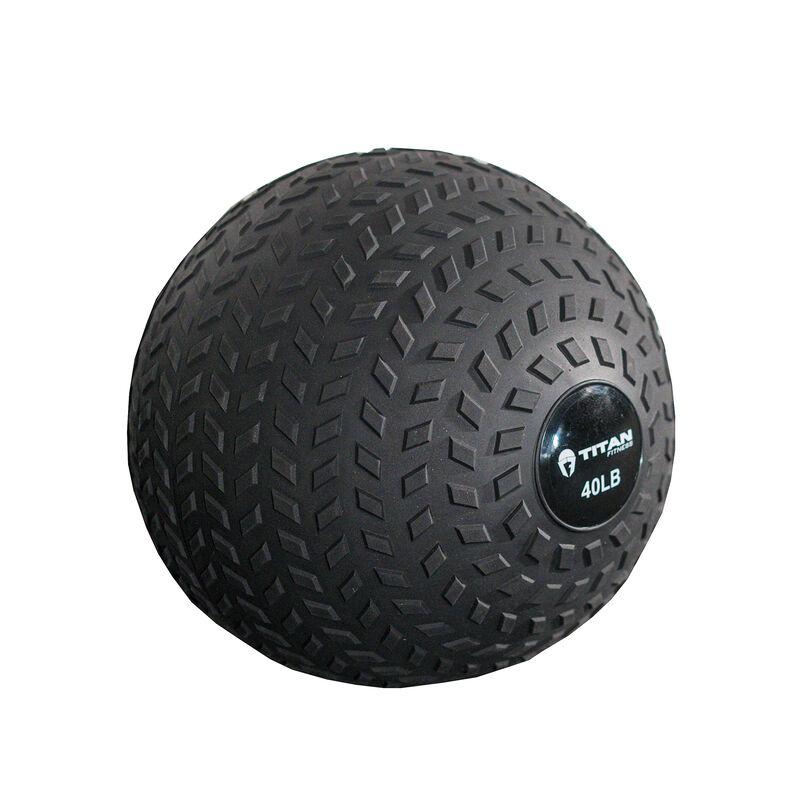 Heavy Duty Rubber Tread Slam Ball