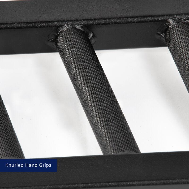 Angled Multigrip Barbell