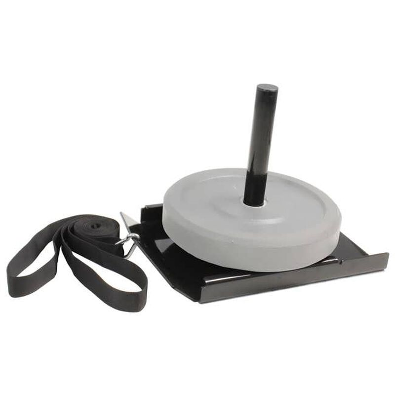 Power Weighted Drag Sled with Leash & Harness