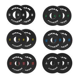 KG Black Change Plates