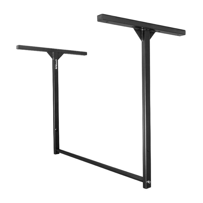 Large Adjustable Ceiling Wall-Mount Pull-Up Bar