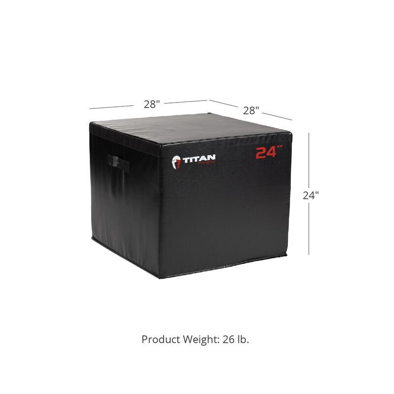 24-in Soft Foam Plyometric Box