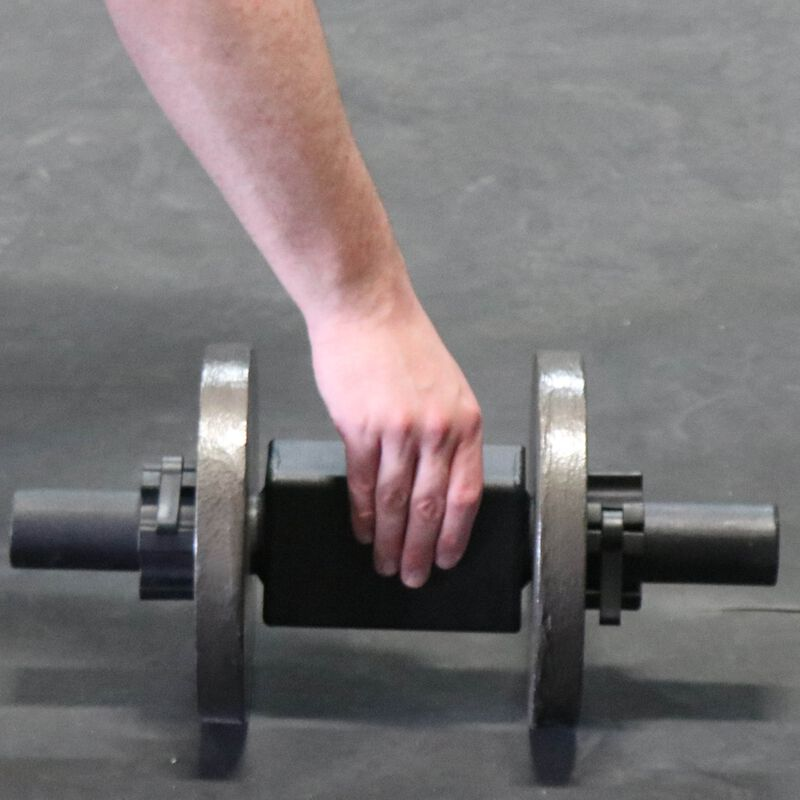 Beam Dumbbell Handles | Pair