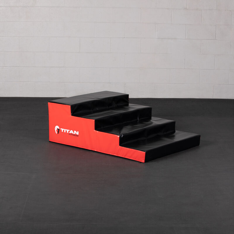 Gymnastics Incline and Step Mat Combo – Handstand Obstacle