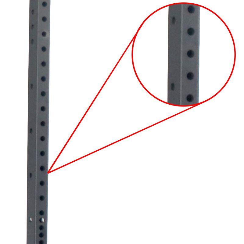 T-3 Series Folding Power Rack | Tall | 21.5-in Depth | V2