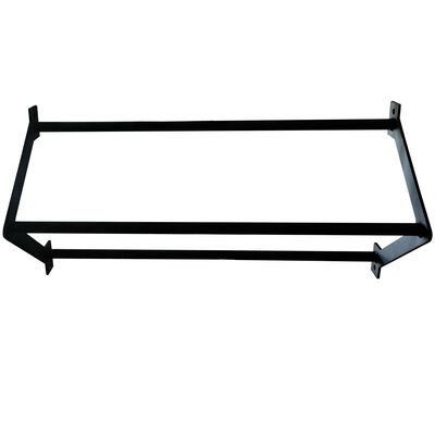 "43"" High/Low Bar for Wall Mounted Rigs"