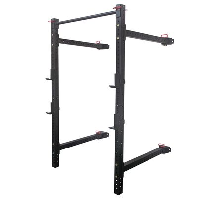 "41"" Fold Back Wall Mounted X-3 Power Rack"