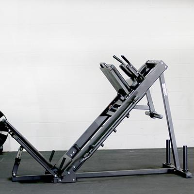 Leg Press Hacks Squat Machine
