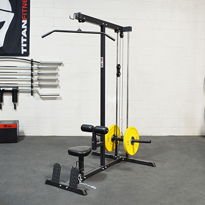 Plate Loaded Lat Tower